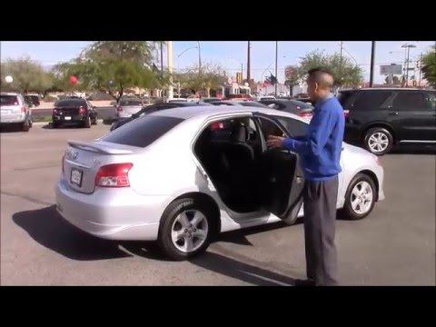 Larry H Miller Tucson >> 2007 Toyota Yaris S stock #D153337-1 | Elijah Jaramillo - YouTube