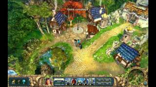 Let's Play Kings Bounty The Legend German Part038 [HD] [Blind]