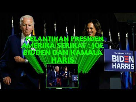 UNITED STATE OF AMERICA : PELANTIKAN JOE BIDEN DAN KAMALA HARIS PRESIDEN AMERIKA KE 46 | 20 Jan 2021