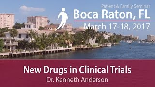 new drugs in clinical trials boca raton pfs 2017