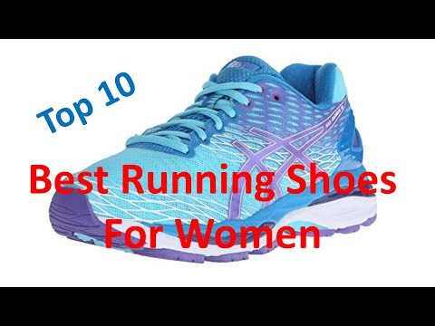 Best Running Shoes for Women 2017 - Top 10 Women's Running Shoes Reviews