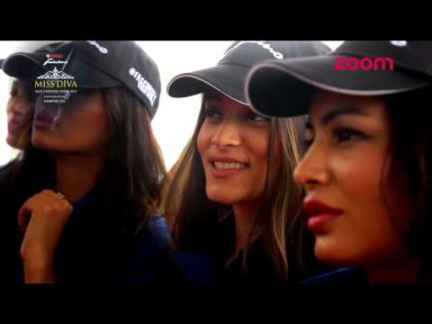 Miss Diva 2015 | Episode 1 | EXCLUSIVE | zoom turn on
