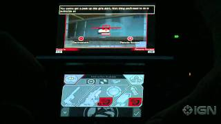 Splinter Cell 3D: Infiltrate from Above Gameplay