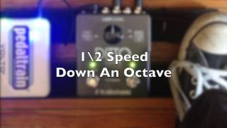 TC Electronic Ditto X2 Looper [In-Depth] Tutorial and Review