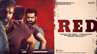 RED Movie Fight Making | Ram Pothineni | Peter Hein | Kishore Tirumala | Mani Sharma