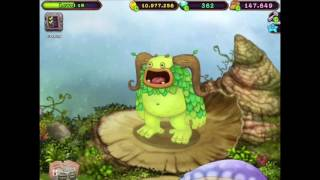 My Singing Monsters How To Breed Entbrat!