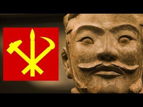 CUM A APARUT CHINA? (CHINA ANTICA)