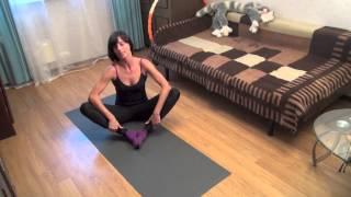 Антицеллюлитный комплекс упражнений Видео №2(Подключаем к программе