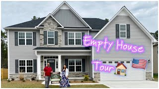 We Bought A New House + Empty House Tour  Gerine Kate Johnston