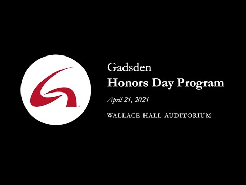 Gadsden State Community College Honors Day (Gadsden) Live Stream