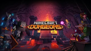 Minecraft Dungeons   Full Release Playthrough