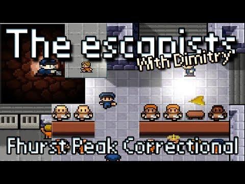 The escapists | Fhurst Peak Correctional |