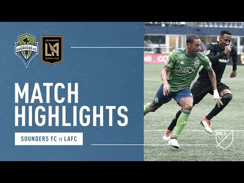 Highlights: Seattle Sounders FC vs Los Angeles Football Club | March 4, 2018