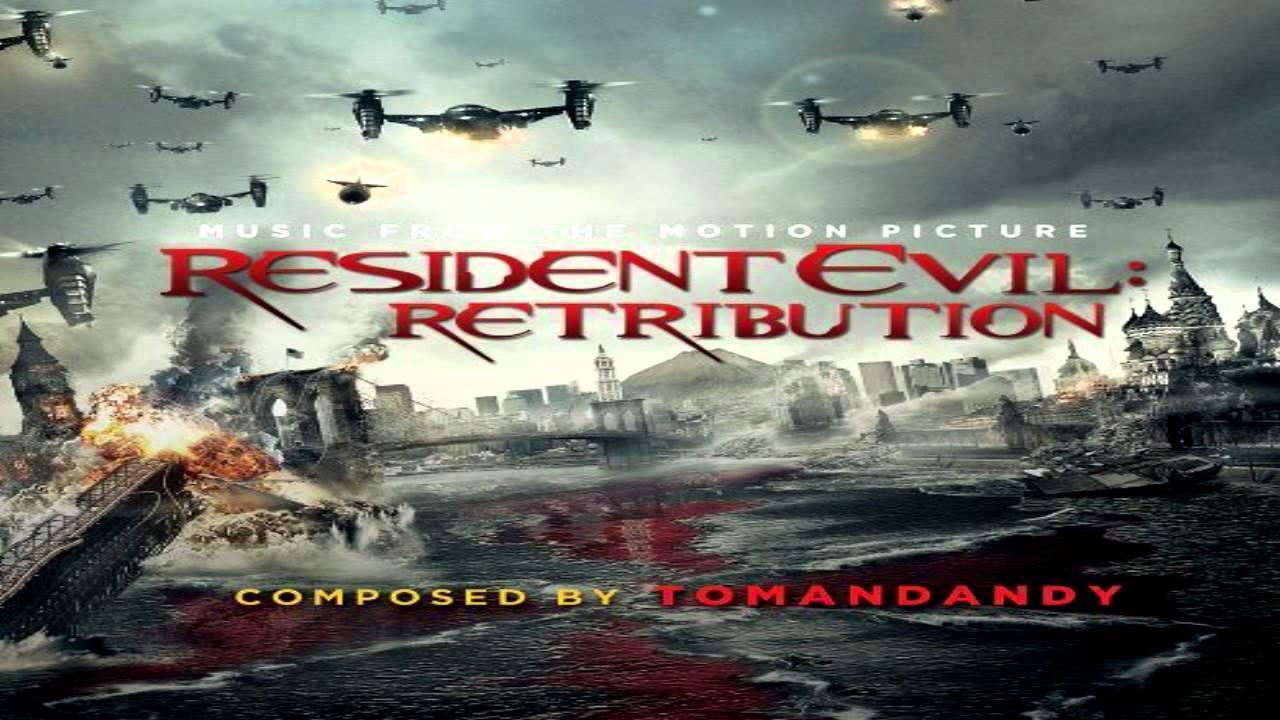 07 Axemen Resident Evil Retribution Soundtrack Hd Youtube