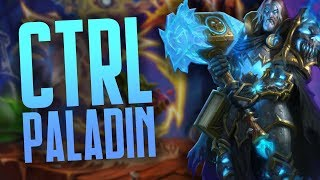 Is Control Paladin Actually Tier 1? | Hearthstone