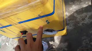 chế thùng loa sub bằng xốp kết quả bất ngờ