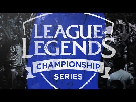 NA LCS Spring 2017 - Week 3 Day 2: FLY vs. DIG | C9 vs. NV (NALCS2)