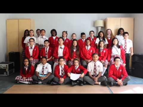 World Languages Institute 2015 TOTS Eat Challenge Video