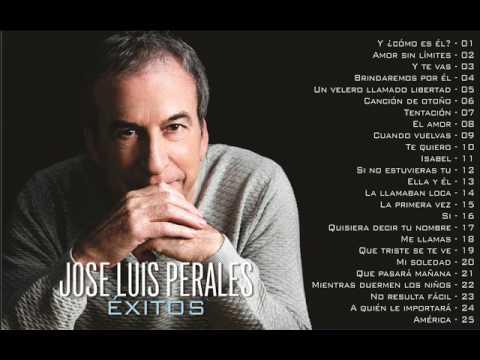 JOSE LUIS PERALES   EXITOS