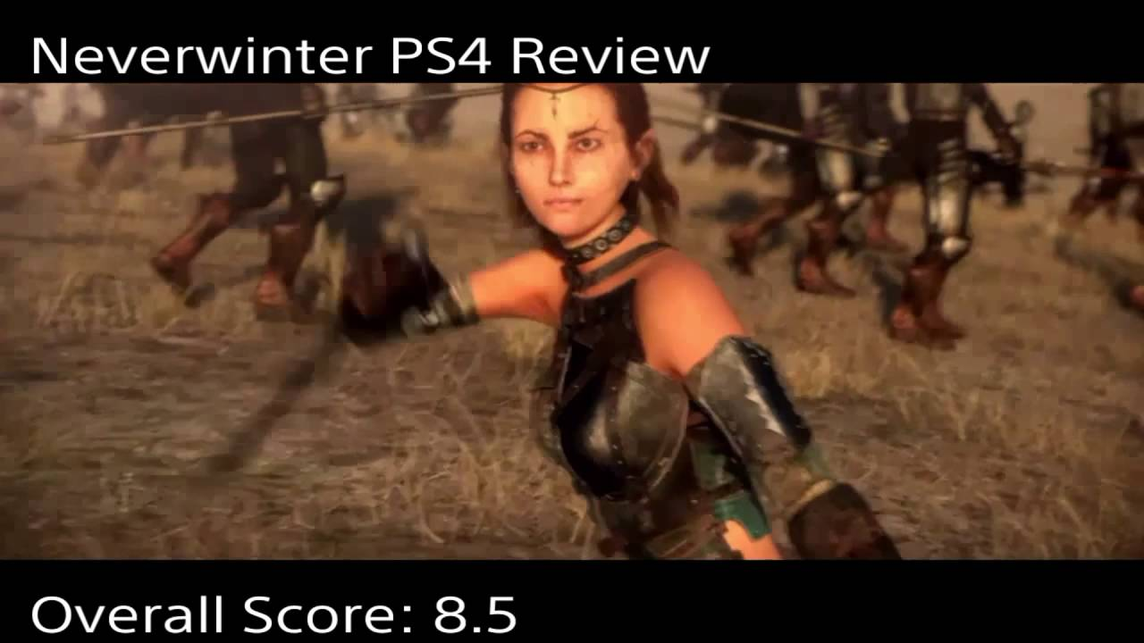 Neverwinter PS4 - Review - Is It Worth Your Time?