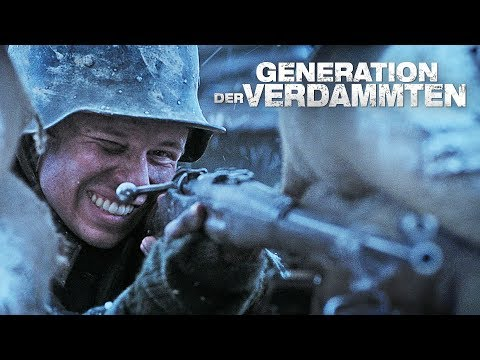 Generation der Verdammten | Trailer deutsch german HD | Kriegsserie