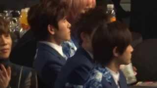 20140123 seoul music awards infinite exo