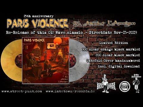 Paris Violence - En Attendant L'Apocalypse (full Album)