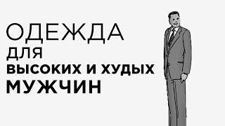 видео — Модные Советы для высоких мужчин