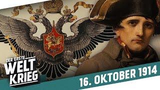 Von Napoleon lernen – Der unterschätzte Gegner Russland I DER ERSTE WELTKRIEG - Woche 12