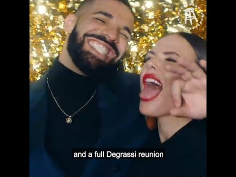 Drake's new music video is the Degrassi reunion we've ALL been waiting for