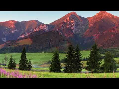 "Peaceful music, Relaxing music, Instrumental Music, ""The Blue Ridge Mountains"" by Tim Janis"