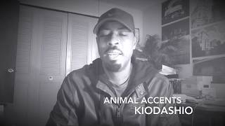 Does animals have accents?