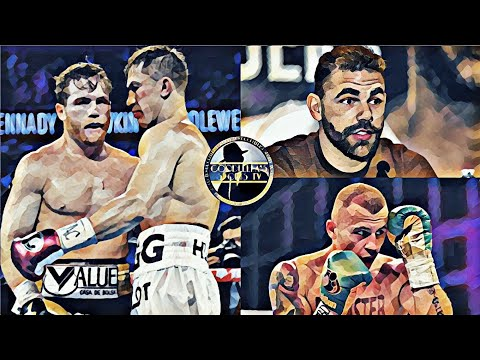How DAZN Forced Canelo Into GGG Trilogy | GGG Vs Szeremeta June 6 The Forum In Inglewood CA!!!
