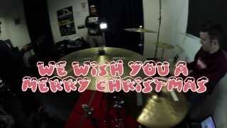 August Burns Red - We Wish You A Merry Christmas (drum cover by Andrea Bessone)