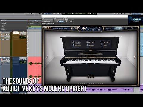 RECORDING TIP: Virtual/Sampled Pianos (Upright Pianos