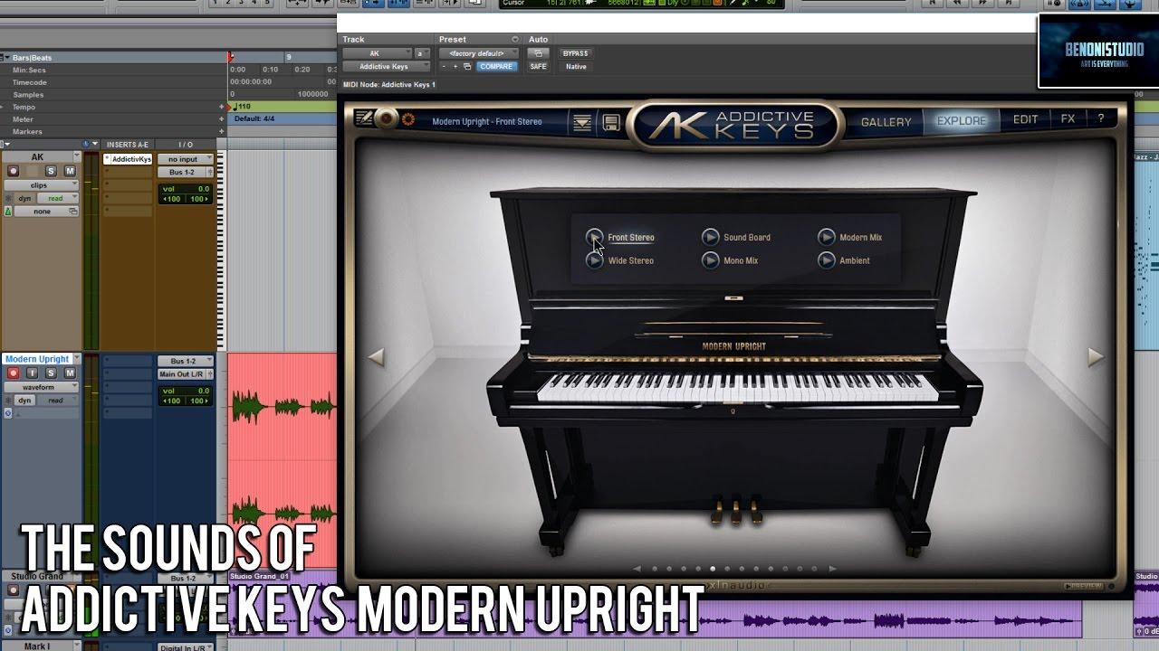Addictive keys piano vst | 5 Best Piano VST Plugins Reviewed