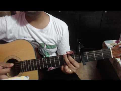 Tere Maar Khaane Se Guitar Instructional Video