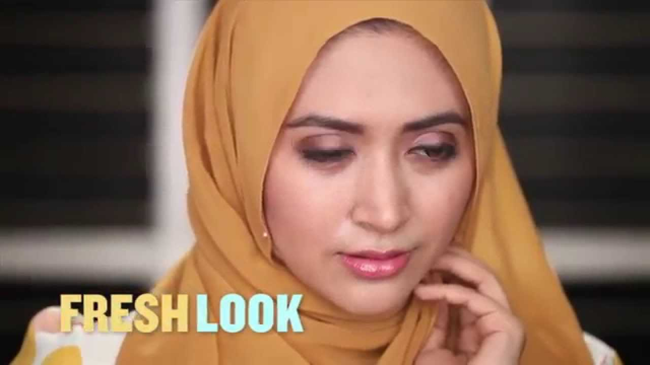 Fresh Look Make Up Tutorial With Natasha Farani The Body Shop
