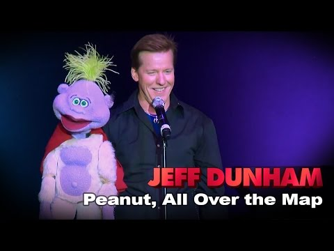 Peanut | All Over the Map  | JEFF DUNHAM