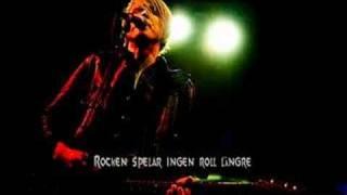 Play Rocken Spelar Ingen Roll Längre