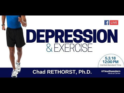 Ask the Expert: Exercise and Depression