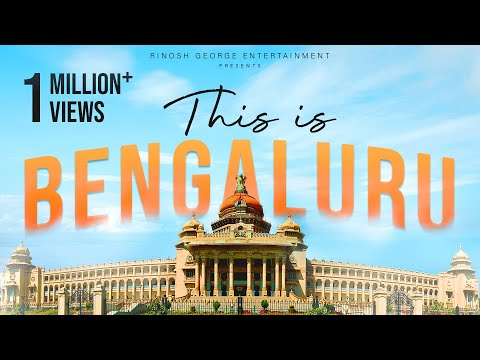 Rinosh George - This is Bengaluru (Music Video) HD