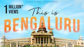 Rinosh George  This is Bengaluru (Music Video) HD