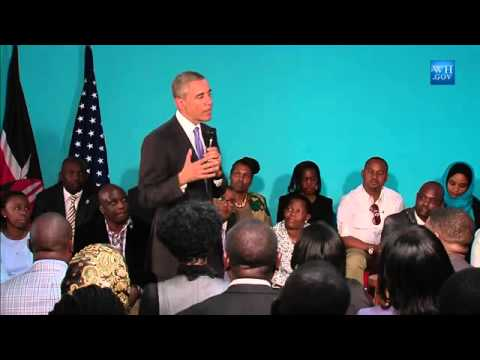 President Obama Holds a Conversation with Civil Society Leaders