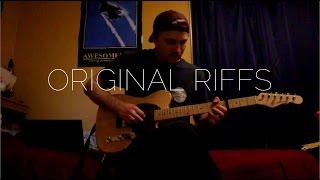 Original Riffs - FACGCE - New Song Idea #4 (Emo Garbage)