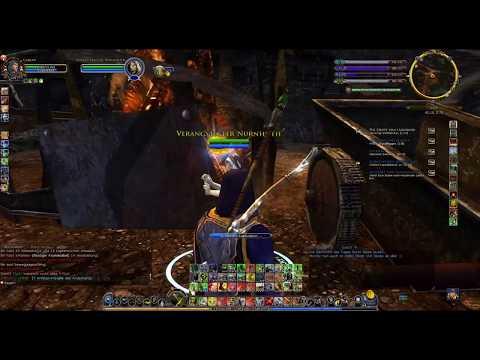Herr der Ringe Online Mordor [008] Udun-Quests und Gegner! Kapitel 1.1 - Story Let's Play #LOTRO