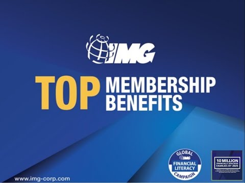 What Is IMG And The BENEFITS By Coach Malvin Leano (May 2019)