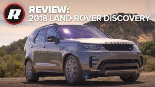 2018 Land Rover Discovery Review: Dirty dancing with the Disco