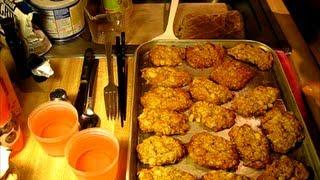 "Oatmeal Cookies ""fruitcake Style"" Easy Recipe"