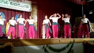 yelu male dance